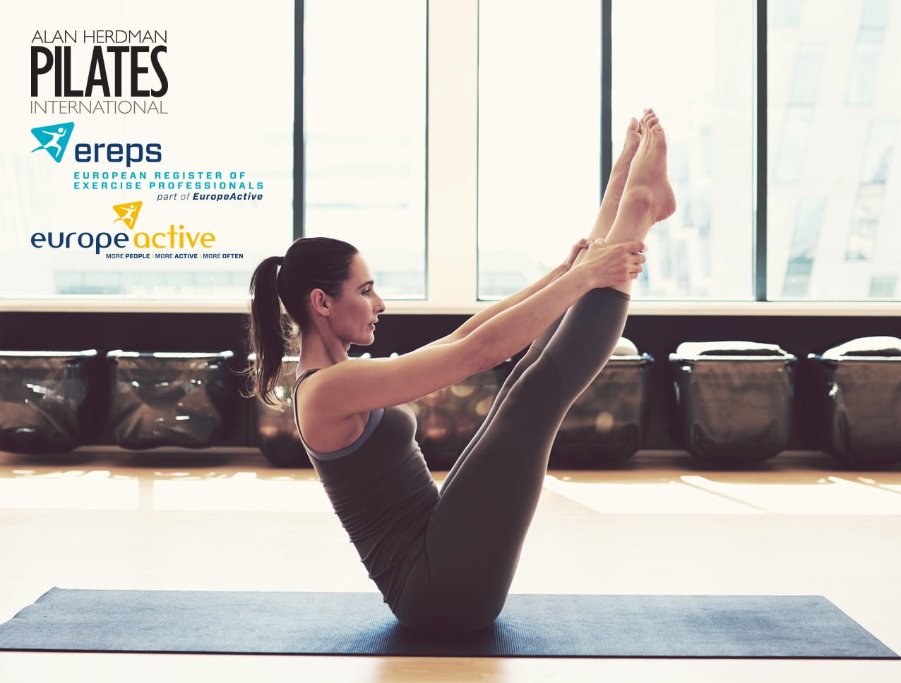 Pilates Mat & Props - Έναρξη 2/5