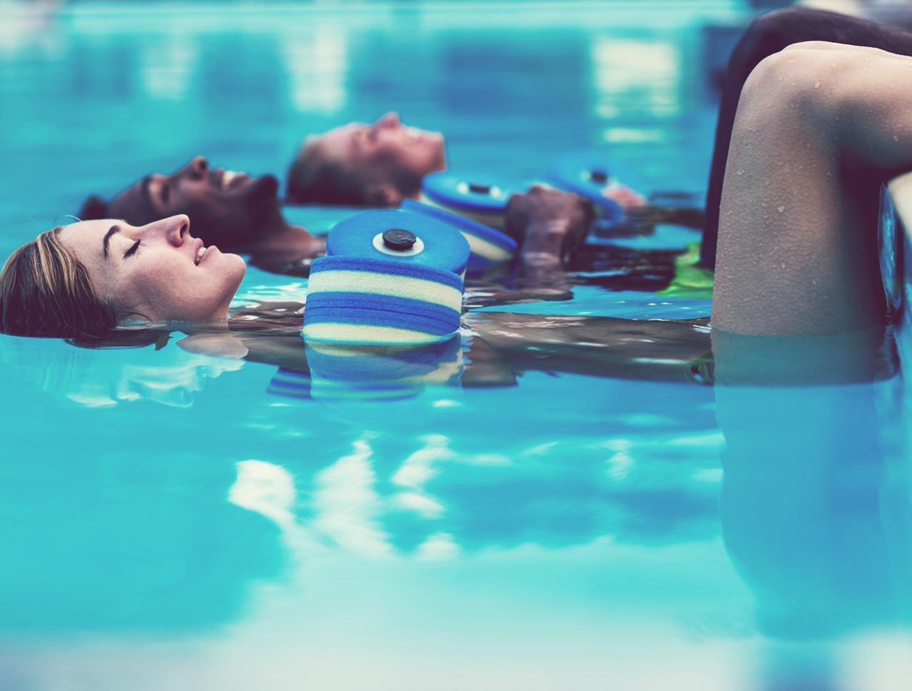 Aqua Fitness - Έναρξη 11/4